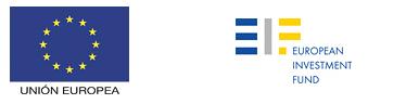 Logotipos de la Unión europea y de EIF
